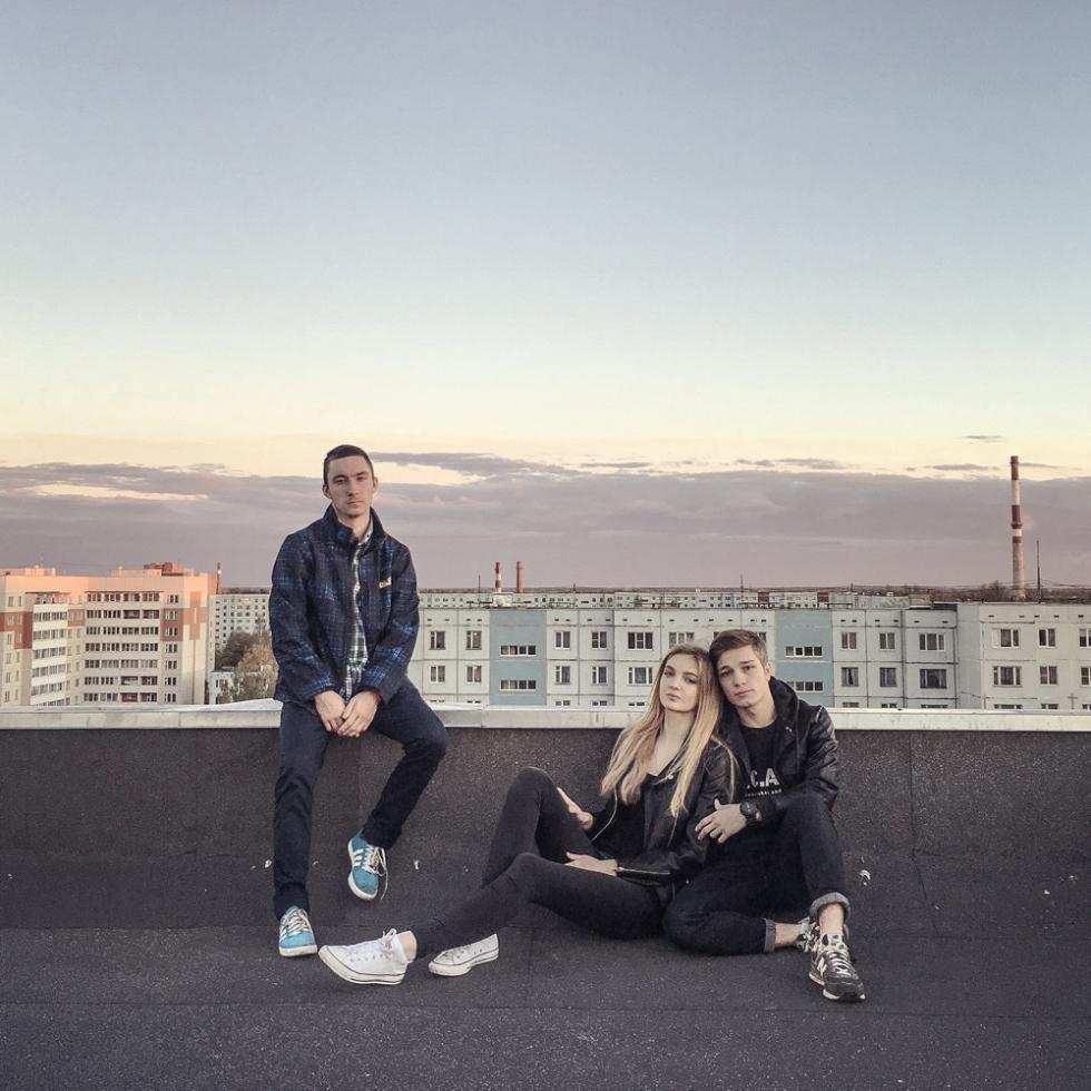 普斯科夫市。摄影:Dmitry Markov