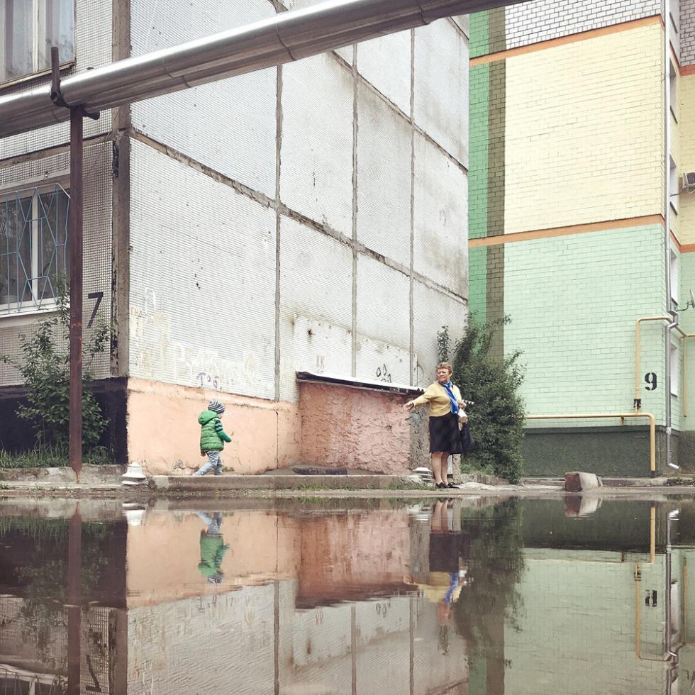 布良斯克州新济布科夫。摄影:Dmitry Markov