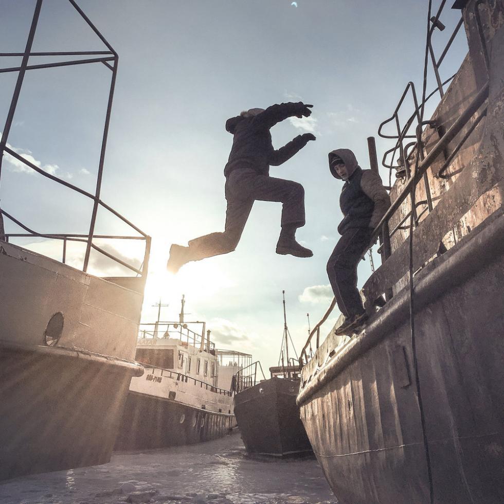伊尔库茨克州胡日尔。摄影:Dmitry Markov
