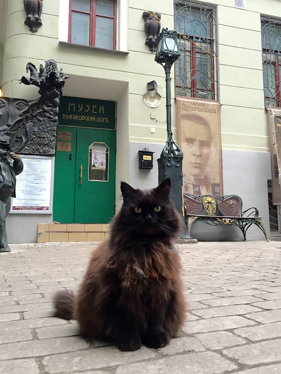 图片来源:Bulgakov House Theater