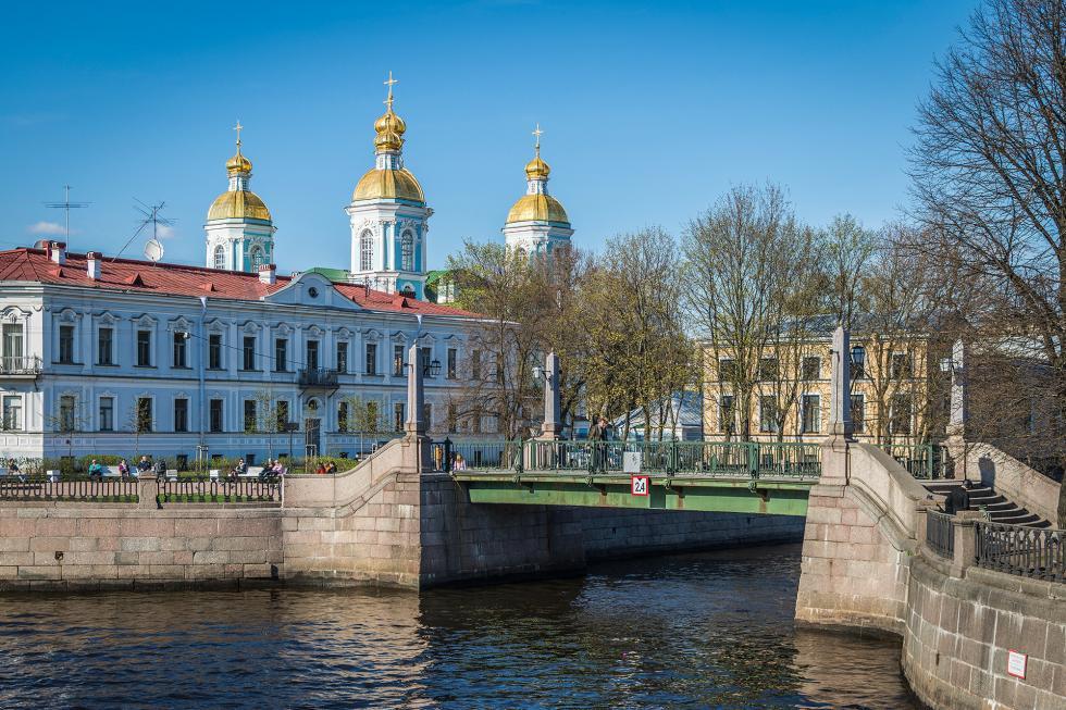 圣尼古拉海军大教堂。图片来源:Alex Florstein Fedorov/Wikipedia