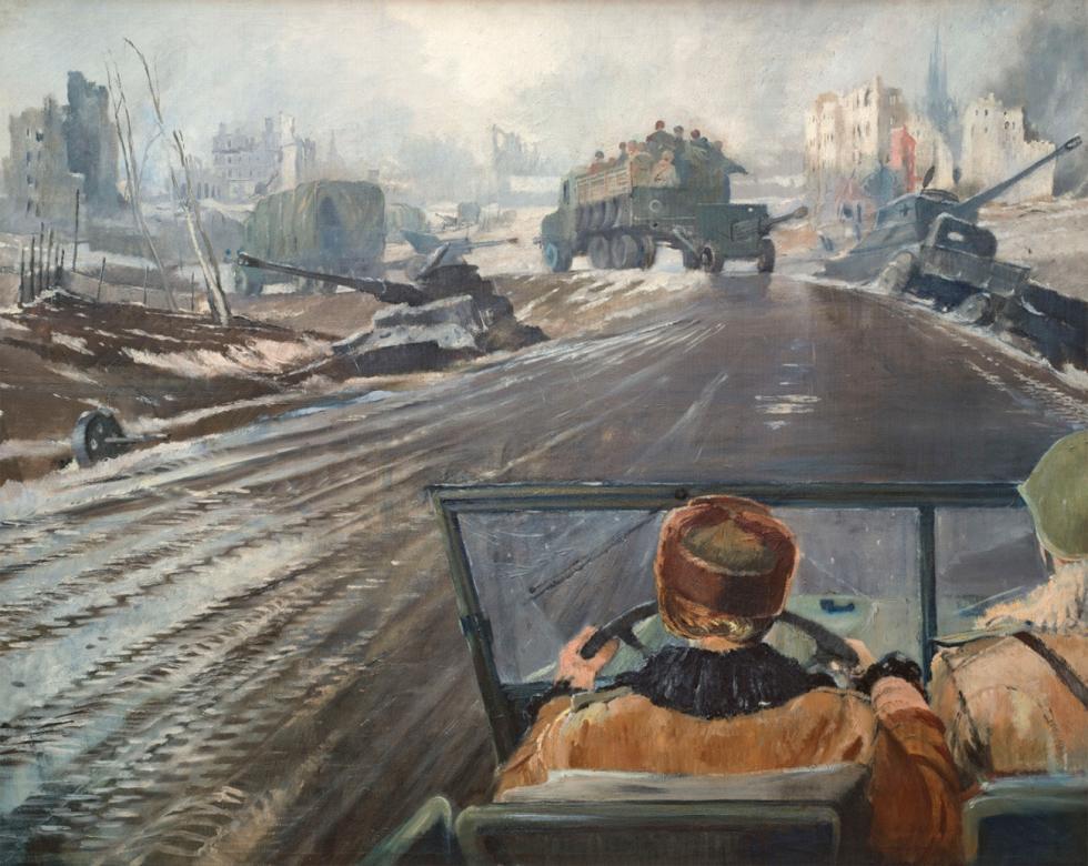 来源:Yuri Pimenov/State Russian Museum