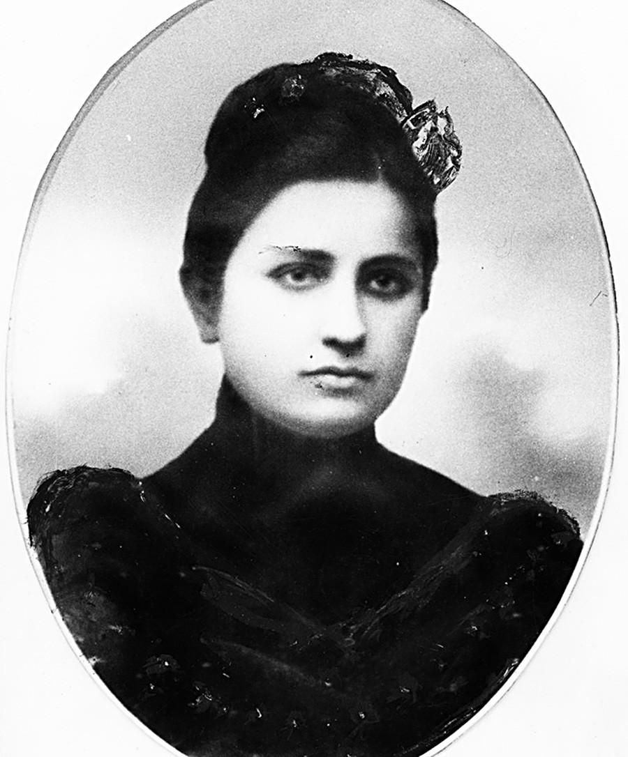 叶卡捷琳娜·斯瓦尼泽。档案照片