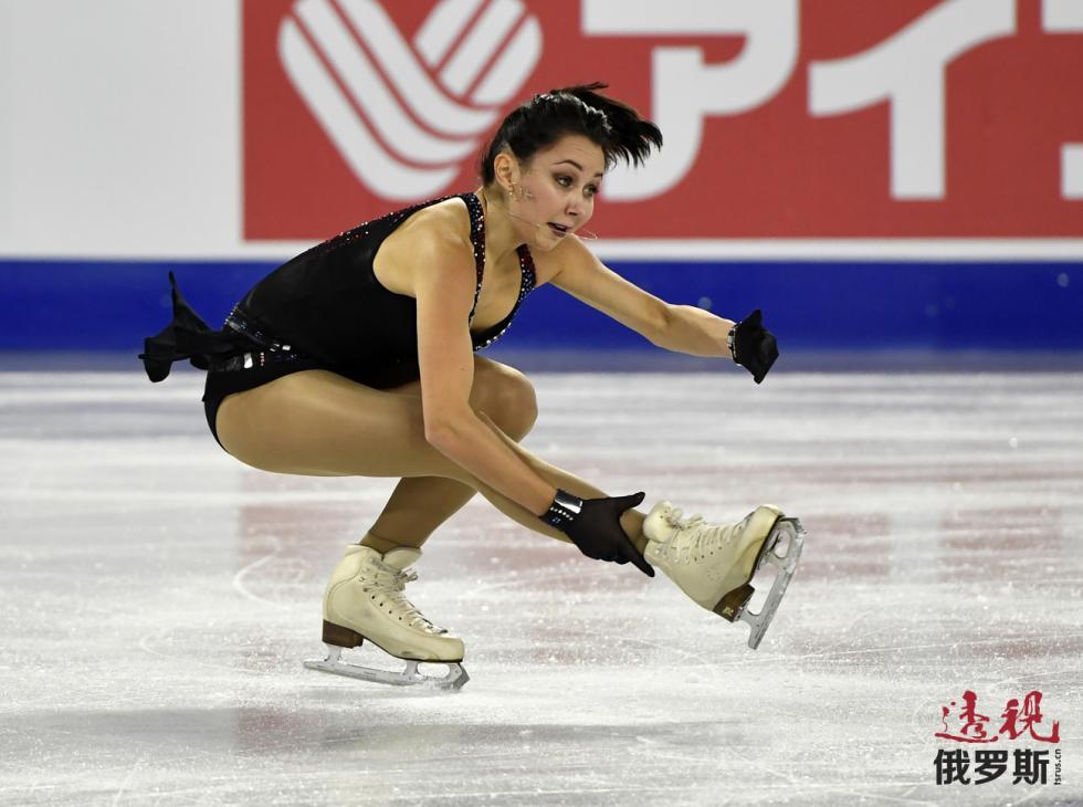 俄罗斯选手伊丽莎白·图克塔梅舍娃。图片来源:路透社