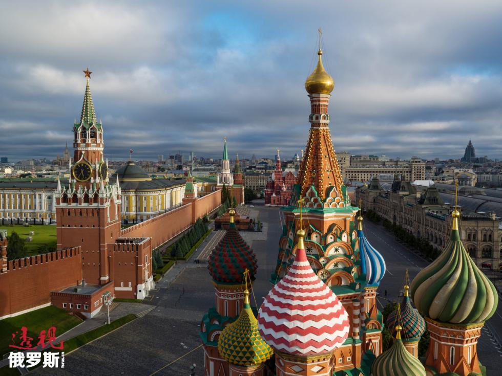 图片来源:Aleksey Druzhinin / 俄新社