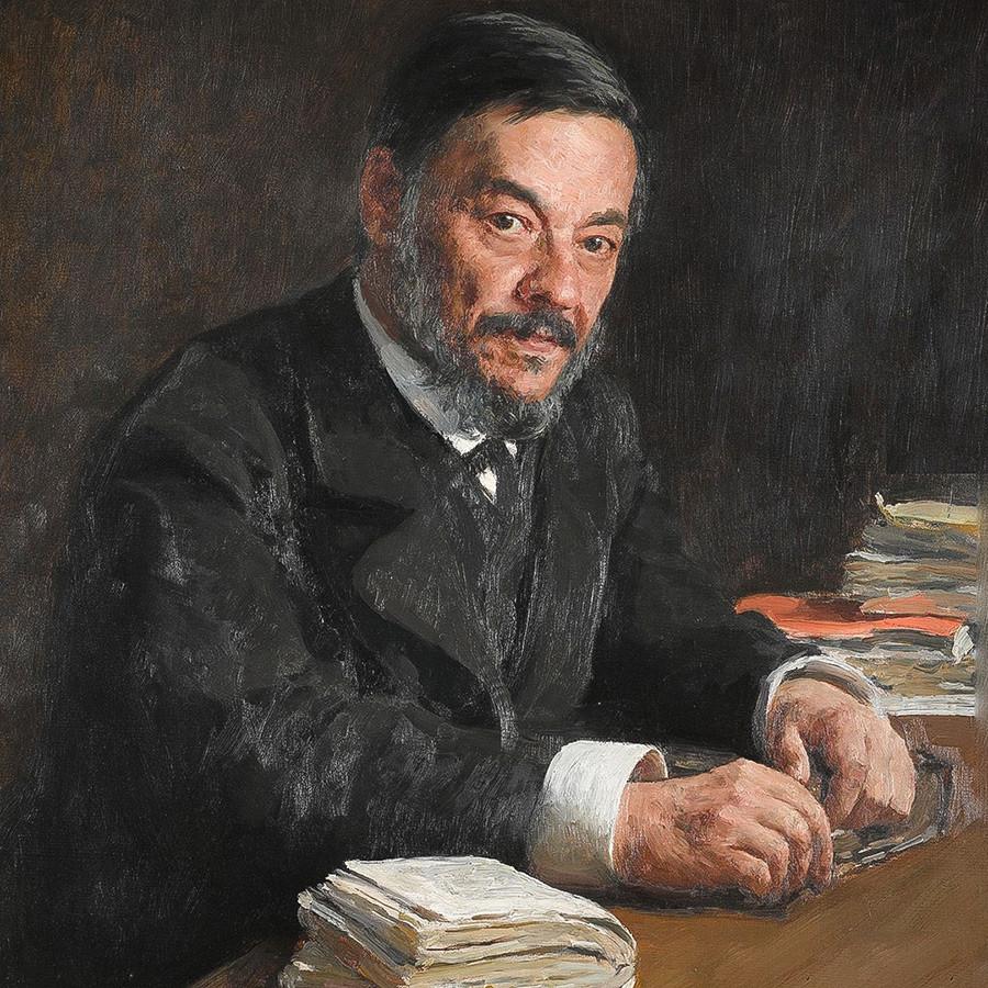 伊万·谢切诺夫。 图片来源: 特列季亚科夫画廊