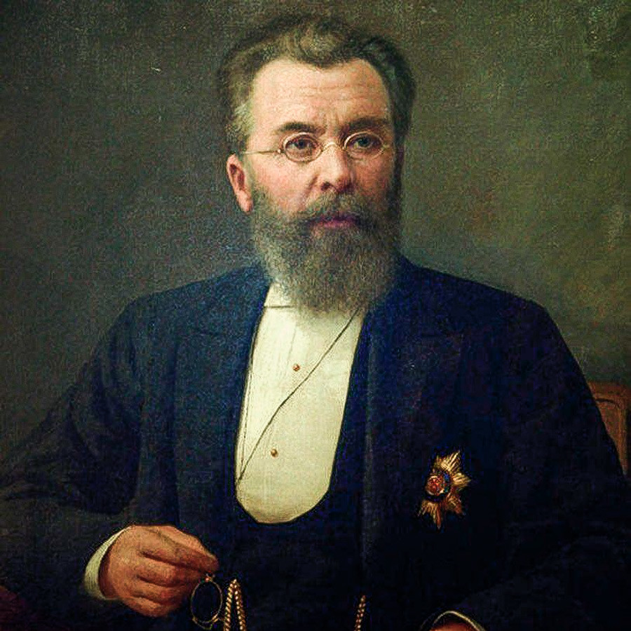 尼古拉·斯克利福索夫斯基。 /图片来源:Public domain
