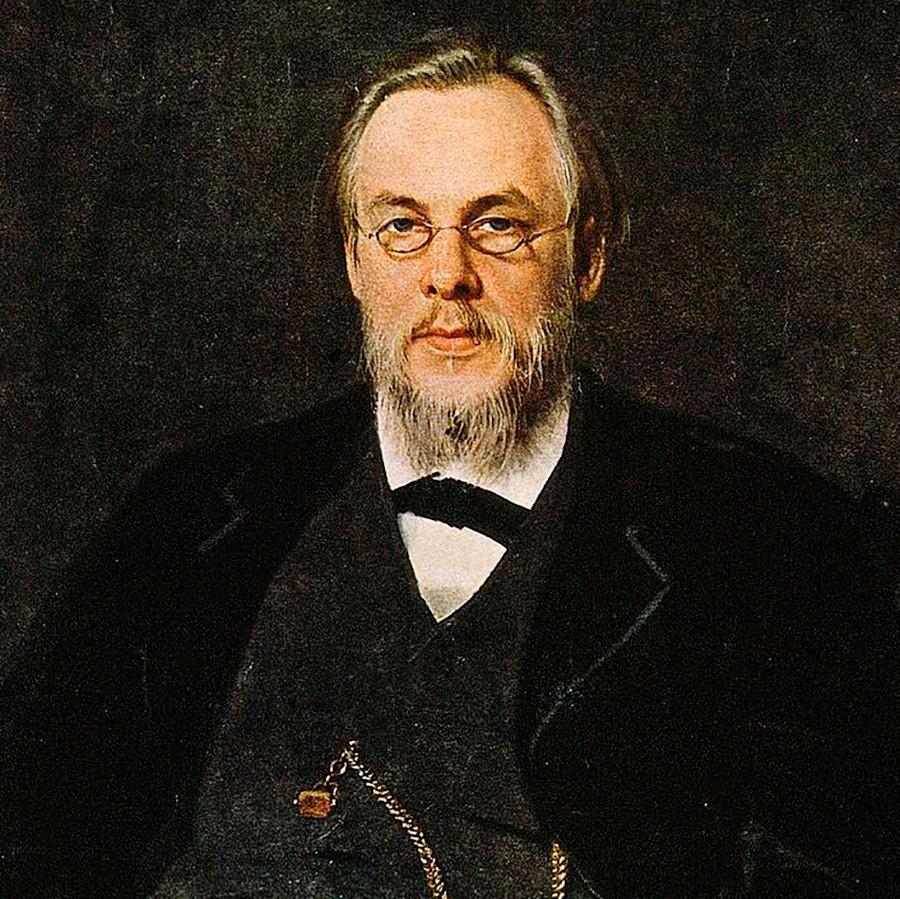 谢尔盖·包特金。 图片来源:N. Kramskoi/Wikipedia