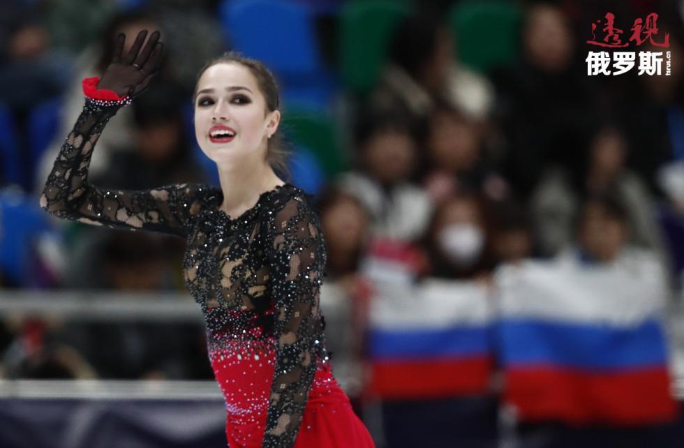 阿丽娜·扎吉托娃。图片来源:路透社