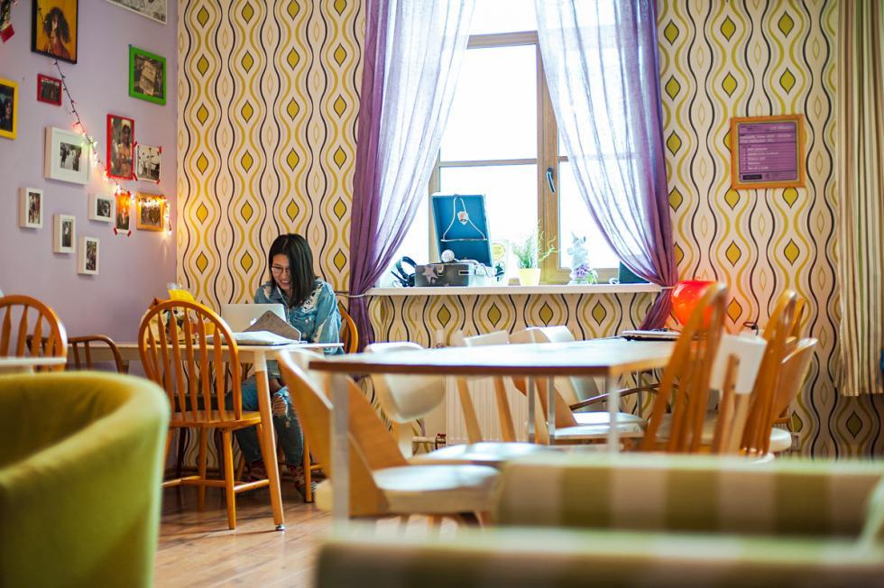 Baby Lemonade酒店。图片来源: Press photo