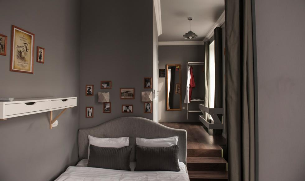 Offenbacher酒店。图片来源:Press photo
