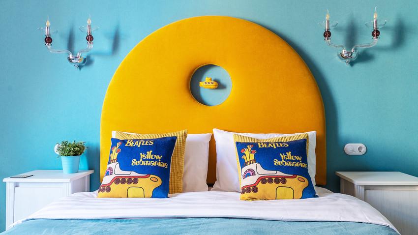 Baby Lemonade酒店。图片来源:Press photo