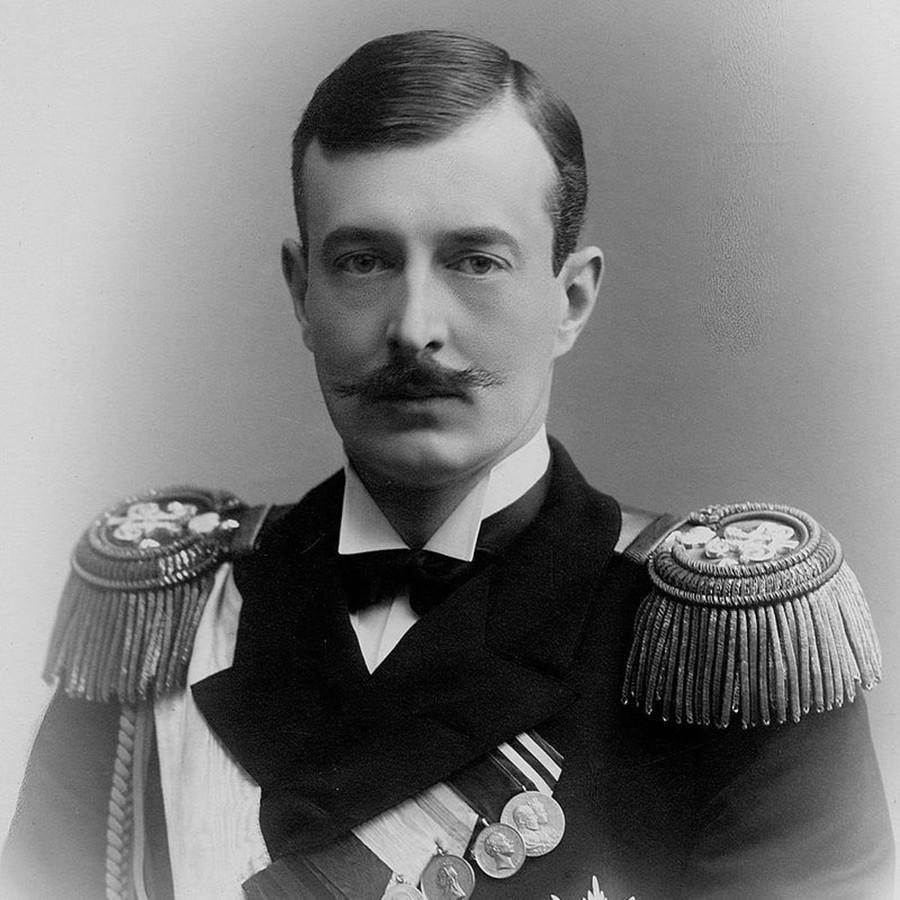 基里尔·弗拉基米罗维奇。图片来源: L. S. Gorodetsky/Wikipedia