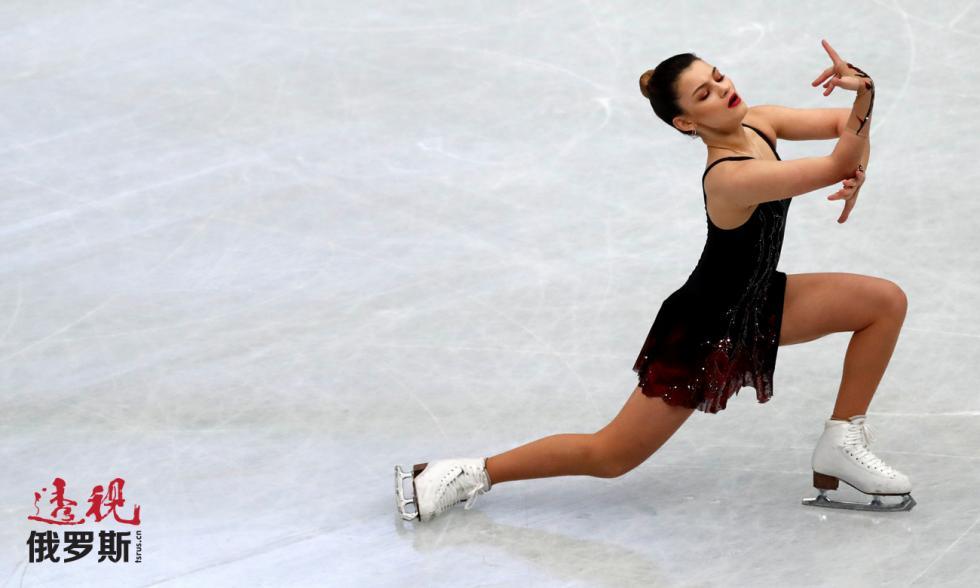 索菲娅·萨莫杜罗娃。图片来源:路透社
