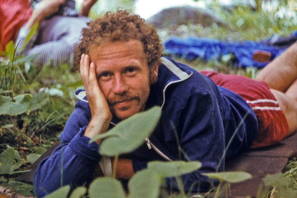 弗拉基米尔·巴什基罗夫,1983年。个人档案