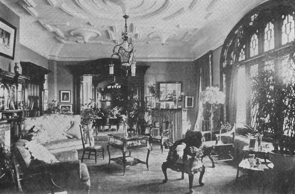 """Kenlion庄园"",1910年代。"