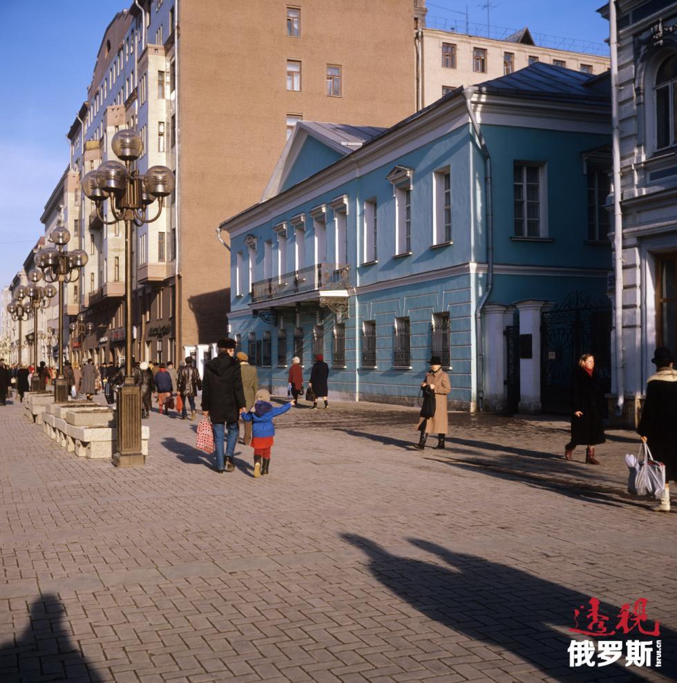 图片来源:Aleksandr Konkov / 塔斯社