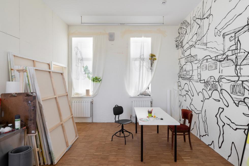图片来源:Ivan Erofeev/Garage Museum of Contemporary Art