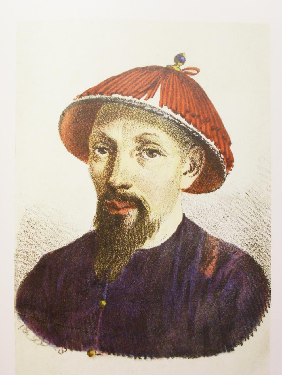 修士大司祭乙阿钦特。