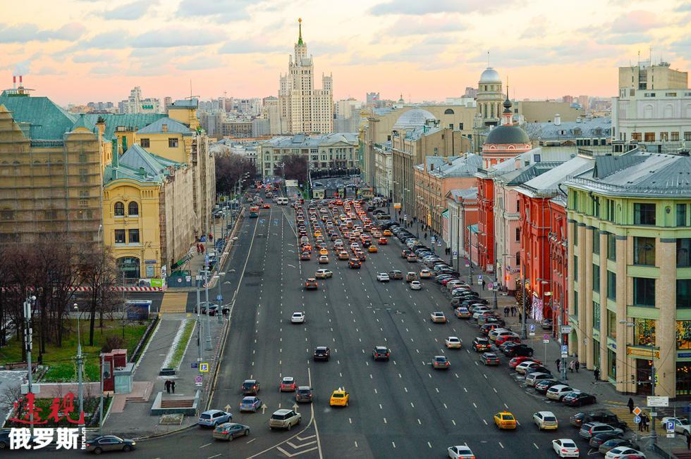 图片来源:Ekaterina Chesnokova / 俄新社