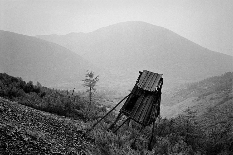 科雷马古拉格集中营。图片来源:Emil Gataullin
