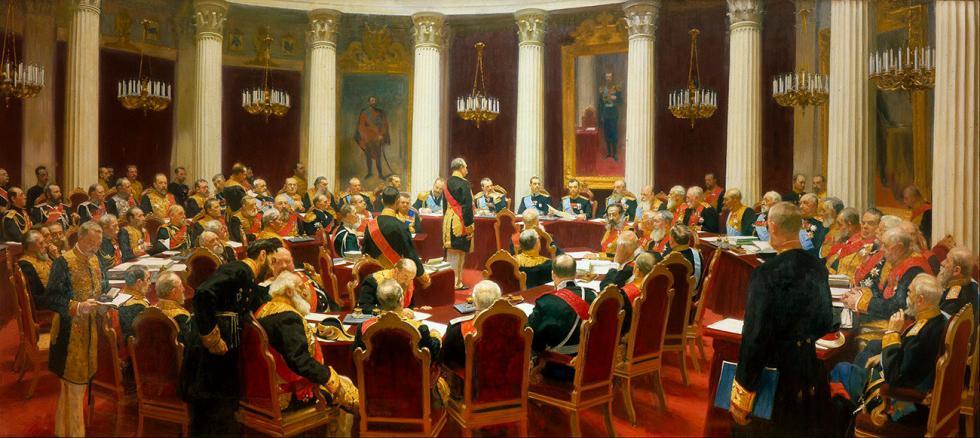 图片来源:Ilya Repin/Russian Museum