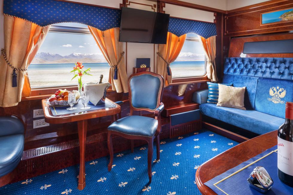 图片来源:Golden Eagle Luxury Trains
