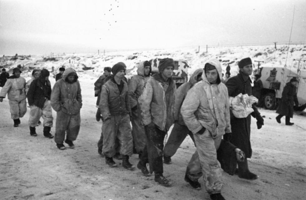1944年,法西斯战俘 / Vsevolod Tarasevich