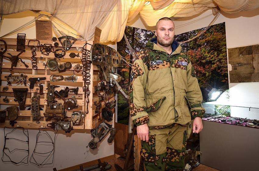 雅罗斯拉夫·利万斯基。图片来源:Yury Smityuk / 塔斯社