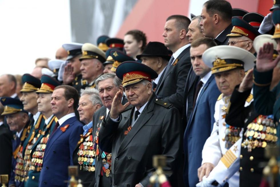 图片来源:Konstantin Zavrazhin / 俄罗斯报