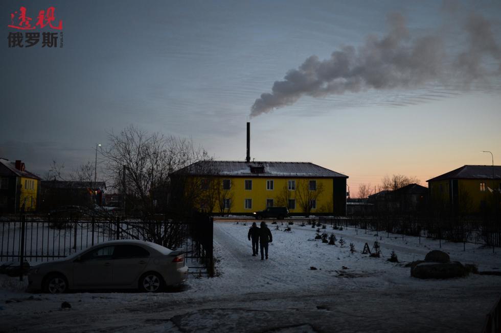 图片来源:Ramil Sitdikov / 俄新社