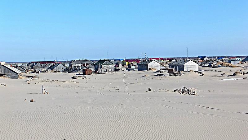 绍伊纳,卡宁半岛,距莫斯科1300公里 / Press photo
