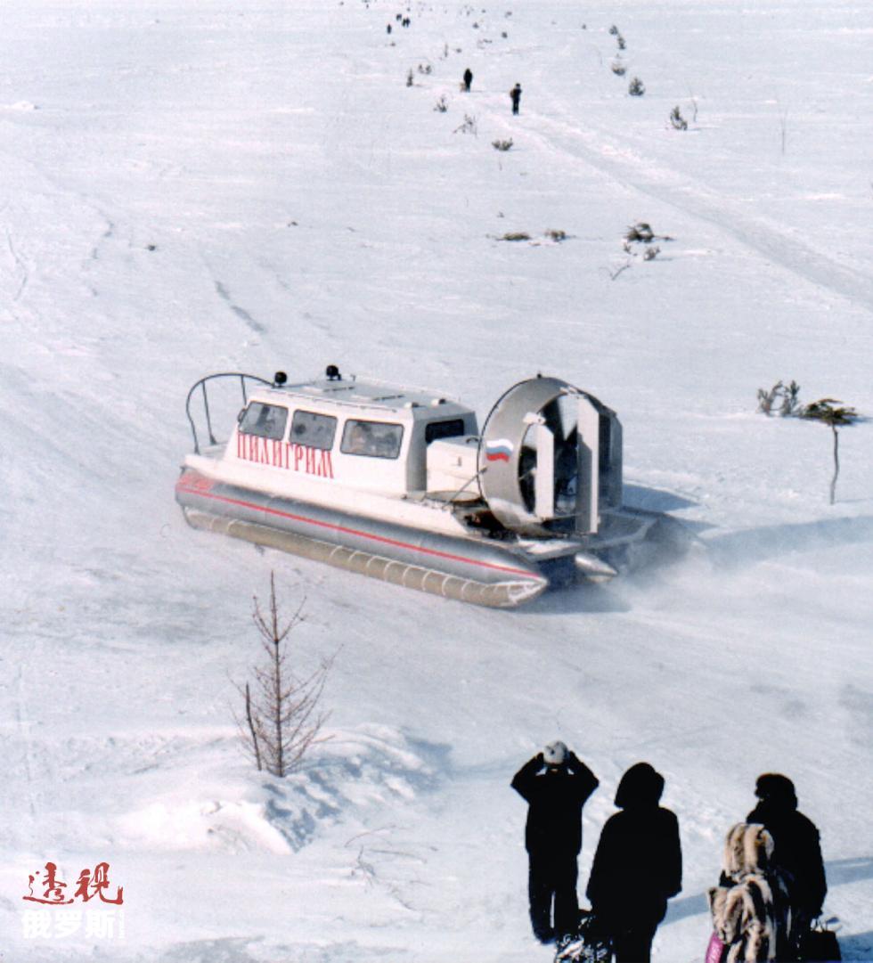 季节交替时期河上通常会有气垫船通航 ,Nikolay Nikitin/塔斯社