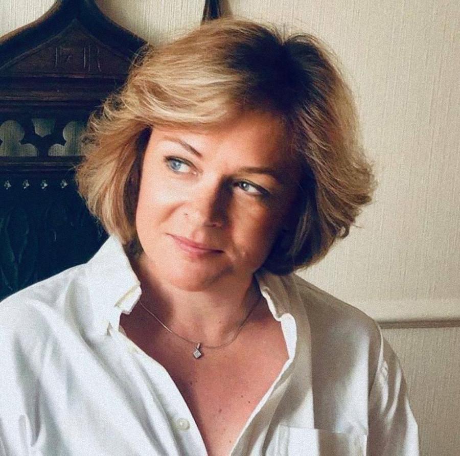 玛利亚·多尔戈连科(Mariya Dolgolenko),46岁,合作人经理 /图片来源: 私人照片