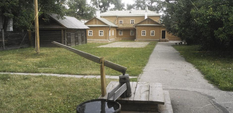 列宁故居博物馆。