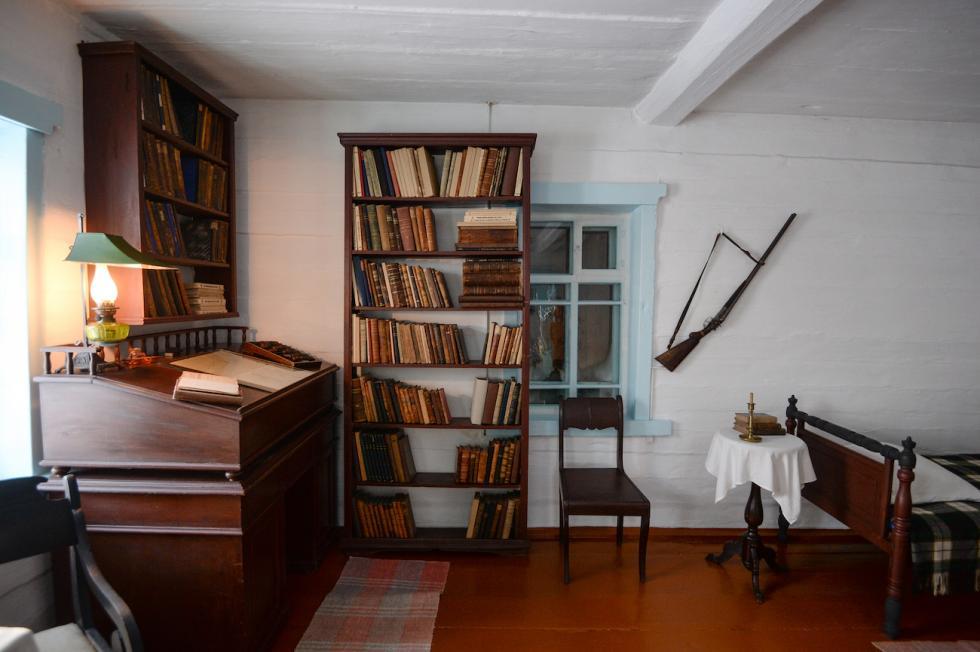 普拉斯科维娅·佩特罗娃房子。