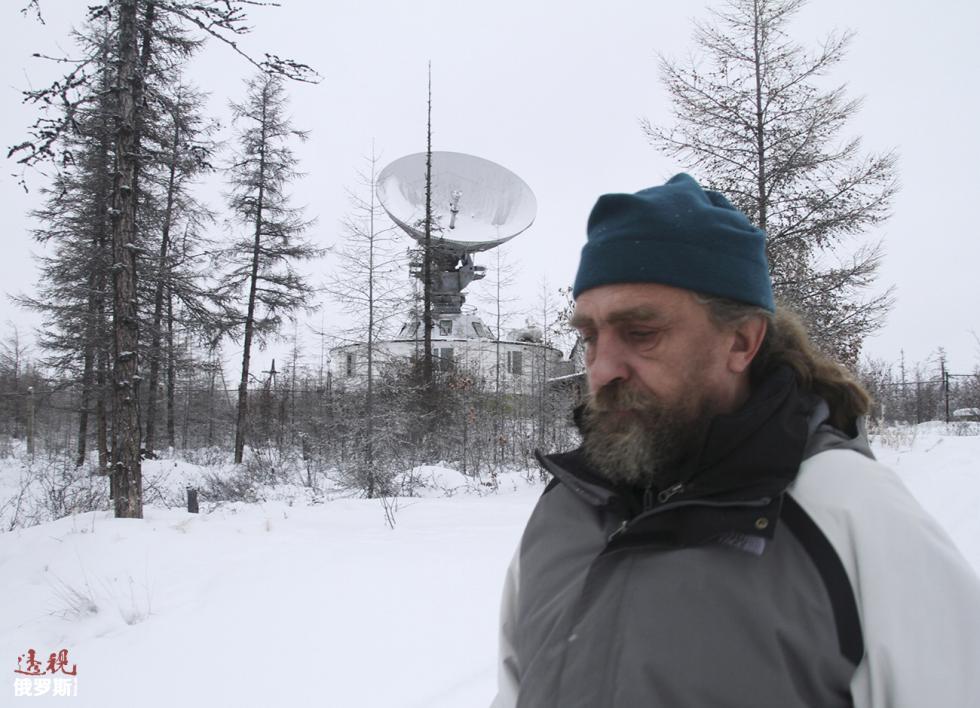 俄罗斯生态学家谢尔盖·济莫夫(Sergey Zimov) Arthur Max/AP