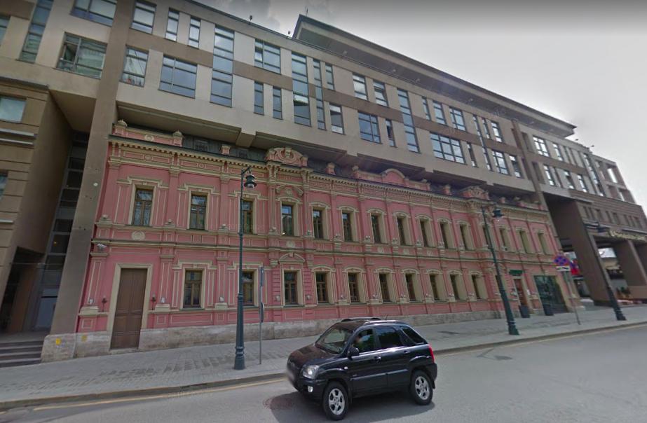 小德米特罗夫卡街20号。图片来源:Google