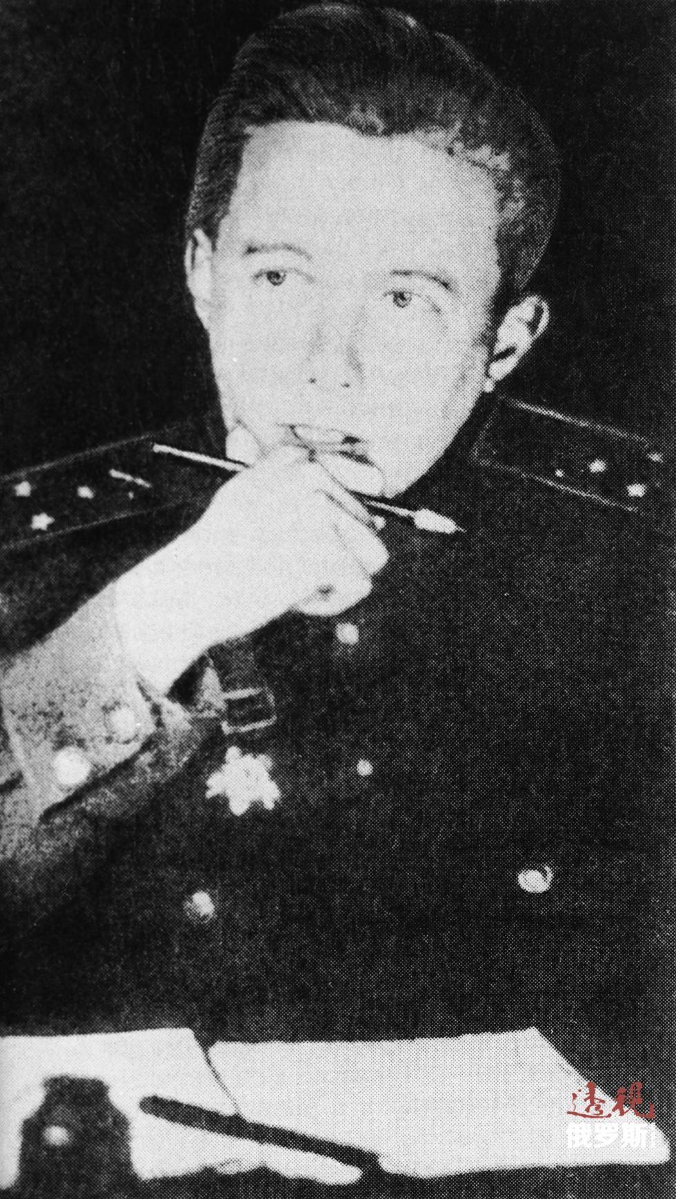 亚历山大·索尔仁尼琴(Aleksandr Solzhenitsyn)来源:俄新社
