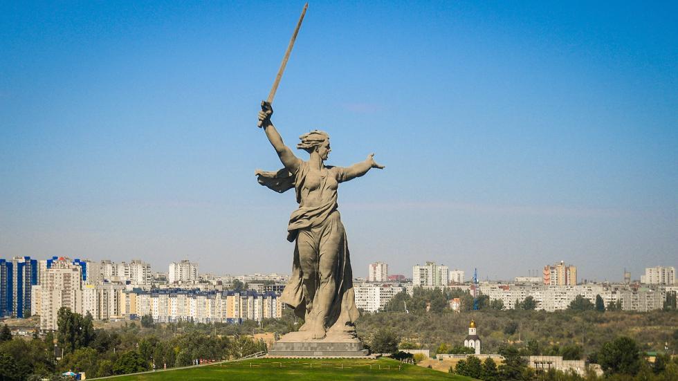 图片来源:Aleksey Filippov / 俄新社