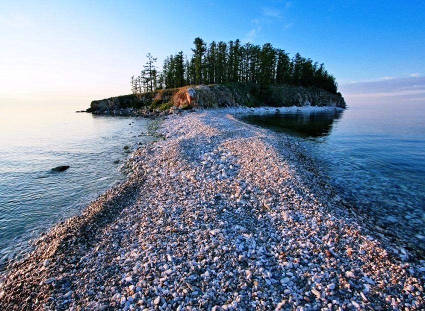 乌什卡尼群岛。图片来源:S. Shitikov / zapovednoe-podlemorye.ru