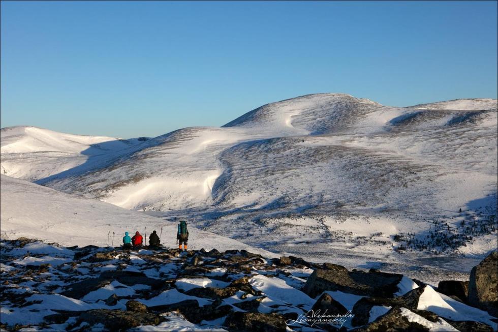 贝斯特拉亚秃峰。图片来源:np-chikoi.ru
