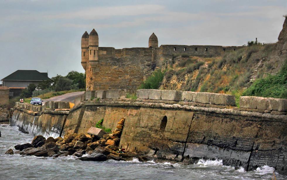土耳其耶尼卡列要塞遗址。图片来源:Aleksander Kaasik (CC BY-SA 4.0)