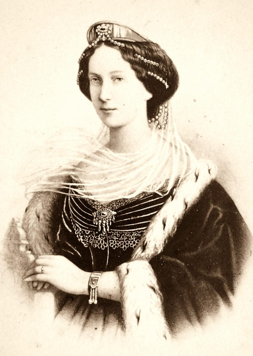玛利亚·亚历山德罗芙娜皇后 涞源:Press Photo