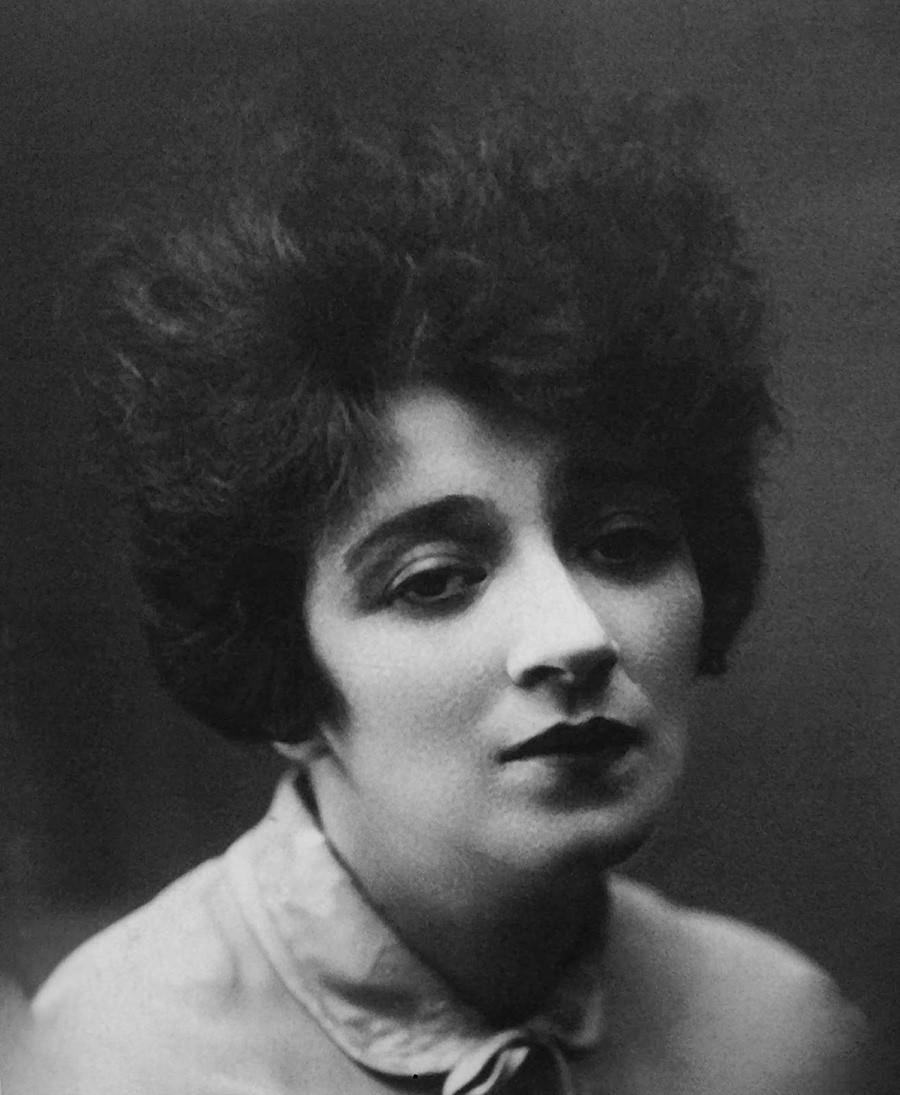 法因娜·拉涅夫斯卡娅。档案图片