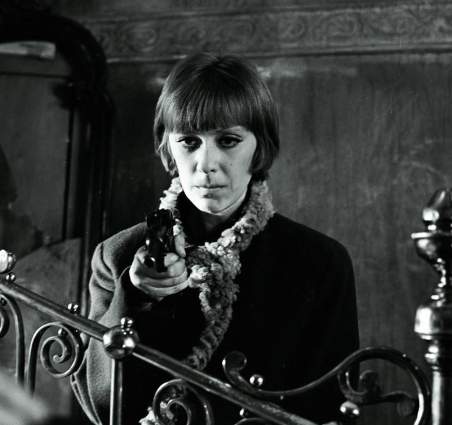 叶卡捷琳娜·瓦西里耶娃。图片来源:Grigori Kromanov/Tallinnfilm, 1975