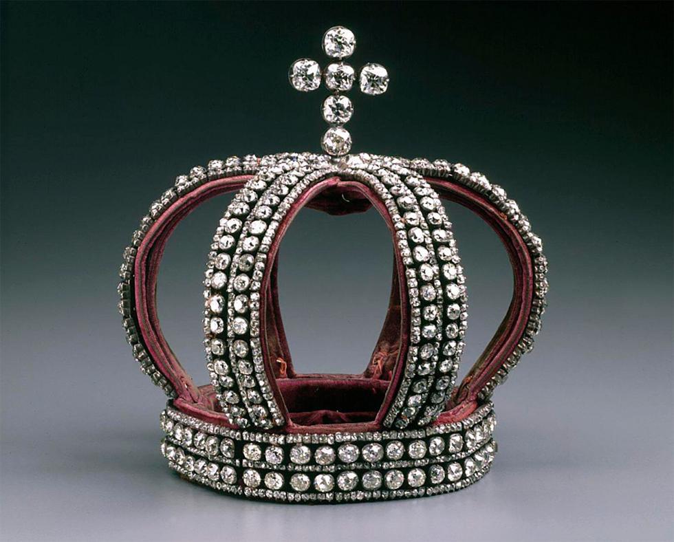 婚礼王冠。图片来源:hillwoodmuseum