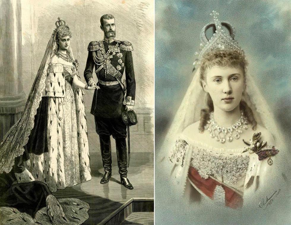 伊丽莎白·马克夫里基叶夫娜女大公,1884年。图片来源:公开来源; THE NEW YORK PUBLIC LIBRARY