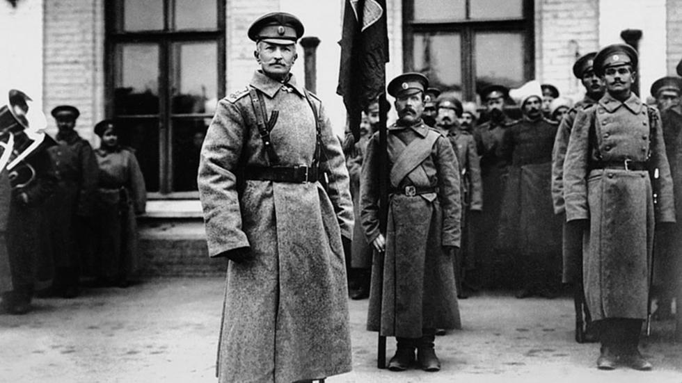 阿列克谢·布鲁西洛夫将军。公开来源