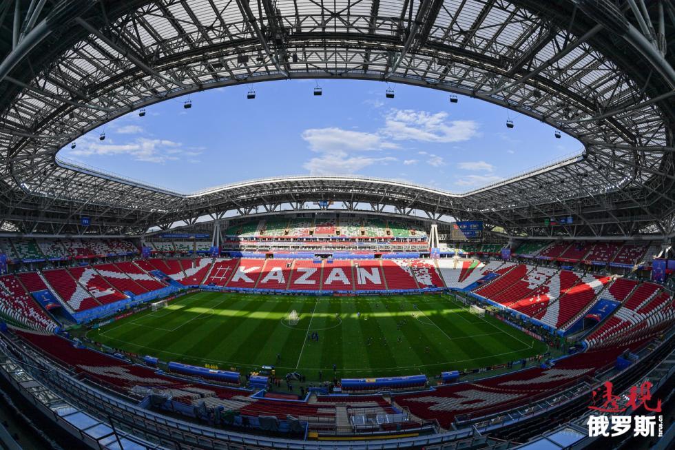 图片来源:Vladimir Pesnya / 俄新社